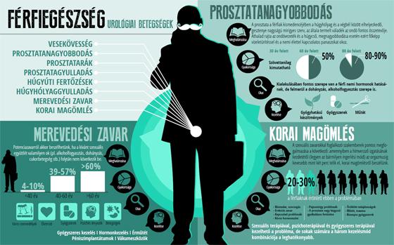 Férfiegészség - Mutatjuk a számokat